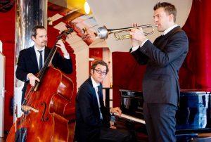 Jazz Moods, achtergrondmuziek tijdens kerstborrel